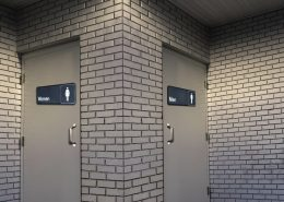 Unisex Toiletten   Foto: kentannenbaum46/Fotolia