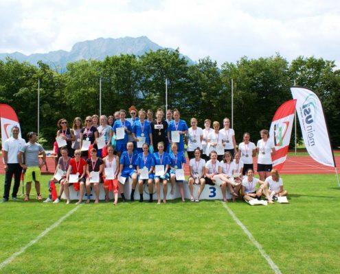 UAM Fußball Salzburg 2018