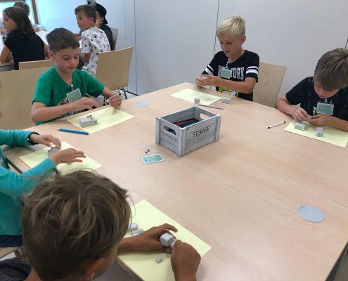 Informatik-Camp 2018 | (c) Mag. Bronwen Arbeiter-Weyrer Bakk.
