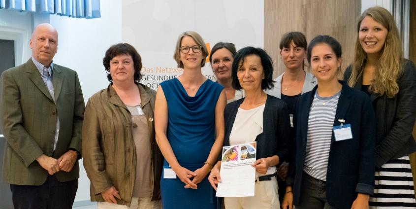 UnterzeichnerInnen der Charta: Gesundheitsfördernde Universitäten & Hochschulen