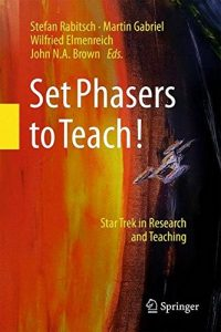 Set Phasers to Teach | Buchcover