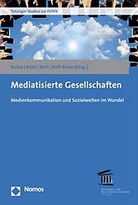Mediatisierte Gesellschaften | Buchcover