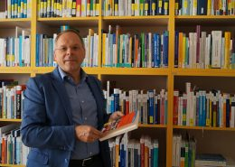 Bildungsdiskussion mit Konrad Krainer für ad astrar