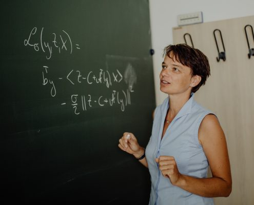 Women in Math_Angelika Wiegele I (c) Christina Supanz