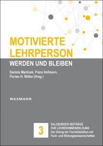 Motivierte Lehrperson | Buchcover