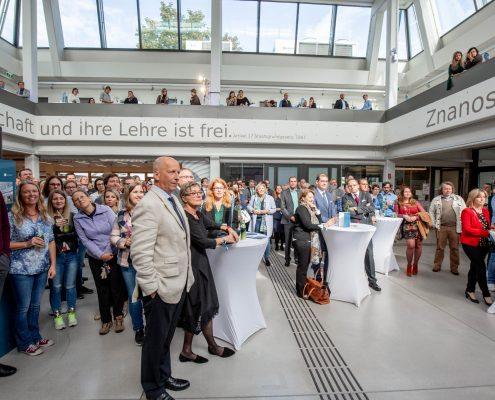 Neujahrsempfang 2018 und Eröffnungsfeier an der Universität Klagenfurt