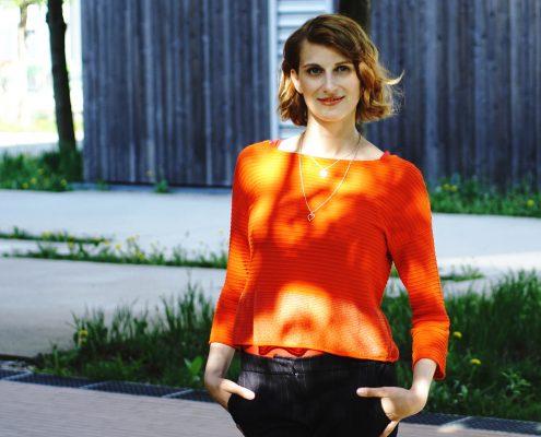 Julia Kubelka | Foto: KK