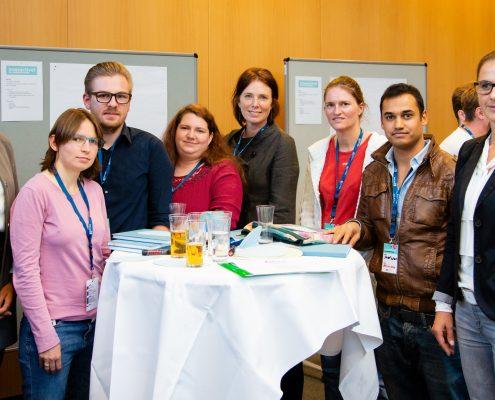 Leadpartner Infineon mit Team
