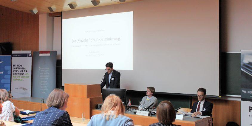 Vortrag Dr. Zußner
