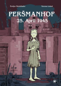 Cover Graphic Novel Persmanhof