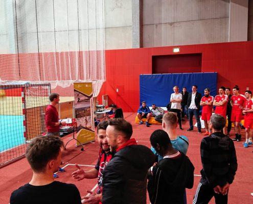 KAM Hallenfussball