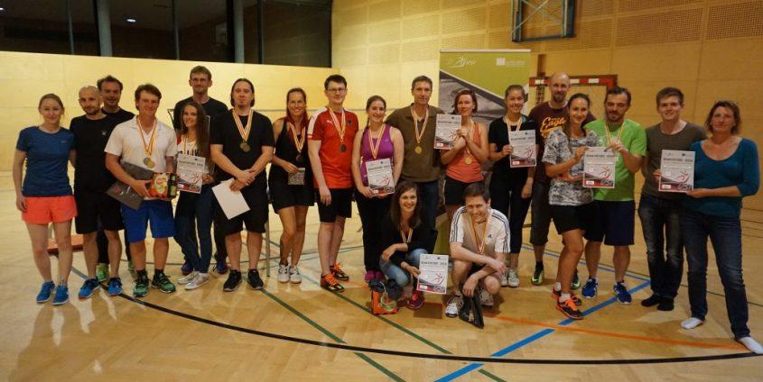 KAM Badminton 2018