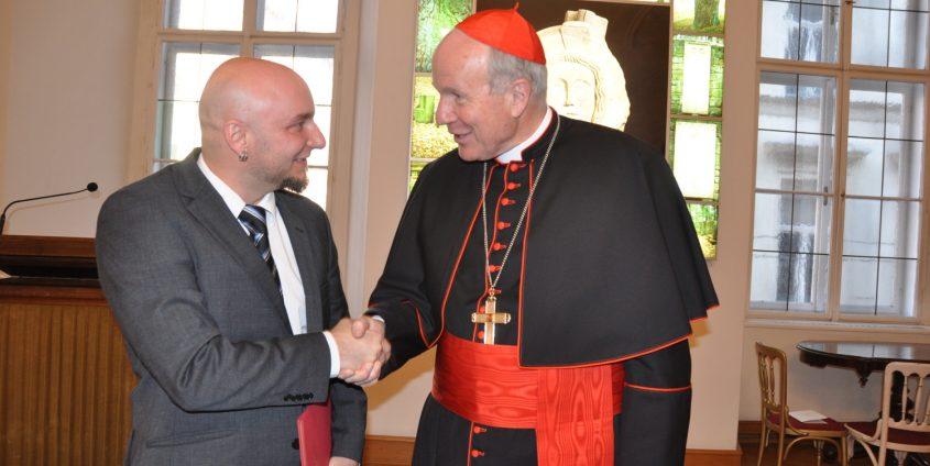 Kardinal-Innitzer-Förderungspreis an Erich Teppan