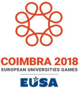 Logo EUSA Coimbra 2018