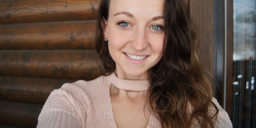 Melissa Gallob, ausgezeichnete Wirtschaft und Recht Studentin