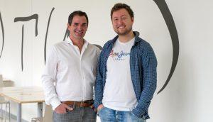 Christian Niemetz (l.) und Benjamin Hackl (r.) | Foto: aau/Müller