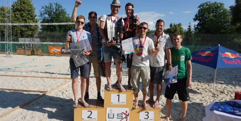 Boccia Turnier 2018 Siegerehrung