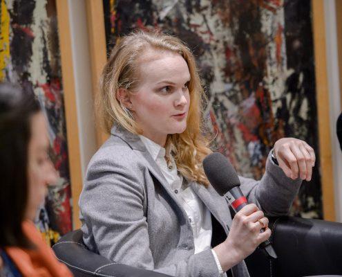Kerstin Reiterer | Soziale Betriebe Kärnten GmbH | Karrierewege | Foto: aau/Hude