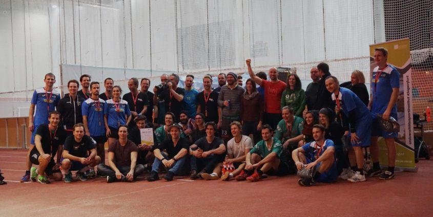 TelnehmerInnen KAM Floorball