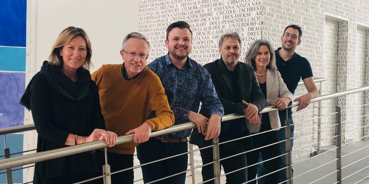 Team des Arbeitsbereichs Allgemeine Erziehungswissenschaft und diversitätsbewusste Bildung
