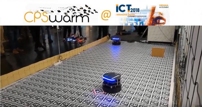 CPSwarms I (c) CPSwarm EU
