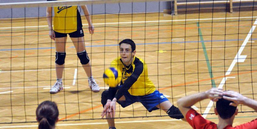 Käntner Akademische Meisterschaft im Hallenvolleyball