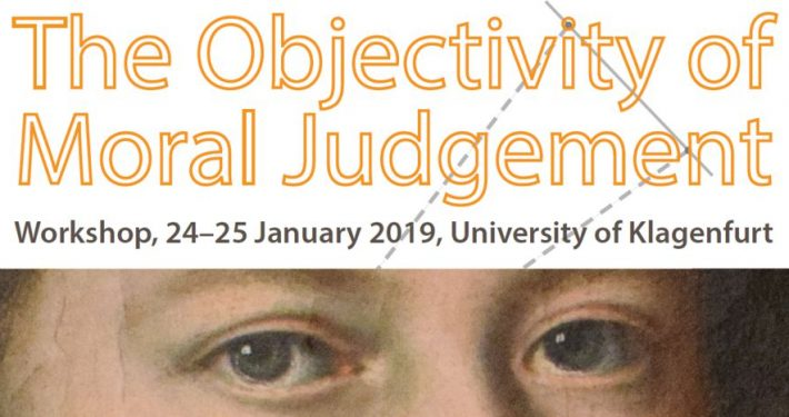 Sujet Workshop The Objectivity of Moral Judgment 2019 01