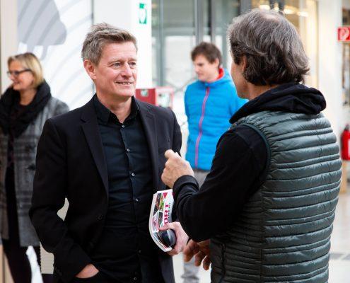 Pressekonferenz zu Vorstellung des neuen Unterrichtsfachs Bewegung und Sport an der Universität Klagenfurt