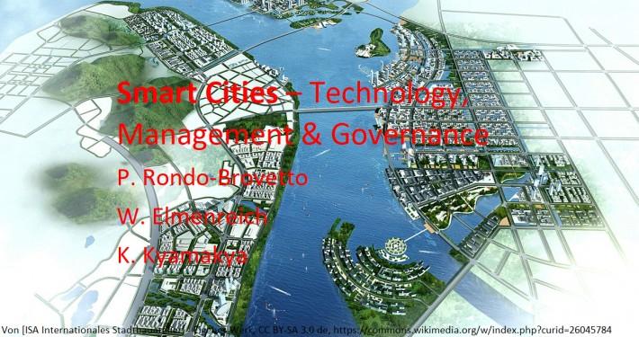 Smart Cities title, photo: Elmenreich W.