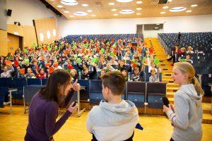 UNI für Kimder | Foto: Elsner