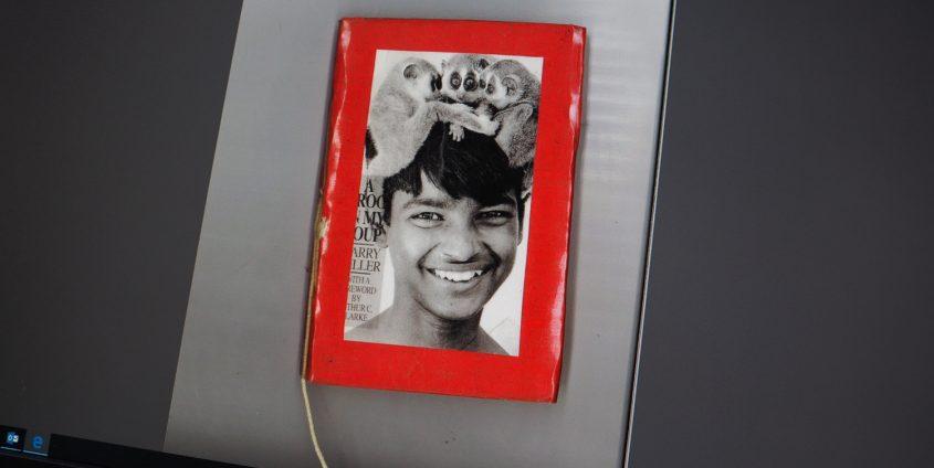 Josef Winklers Covervorschlag für Kalkutta