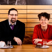 Stephan Dickert & Alice Pechriggl