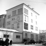 Amerikahaus Klagenfurt 1953   Foto: ÖNB