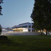 Universität Klagenfurt Haupteingang   Foto: David Schreyer
