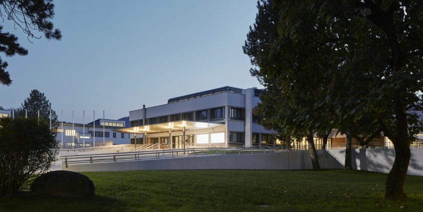 Universität Klagenfurt Haupteingang | Foto: David Schreyer