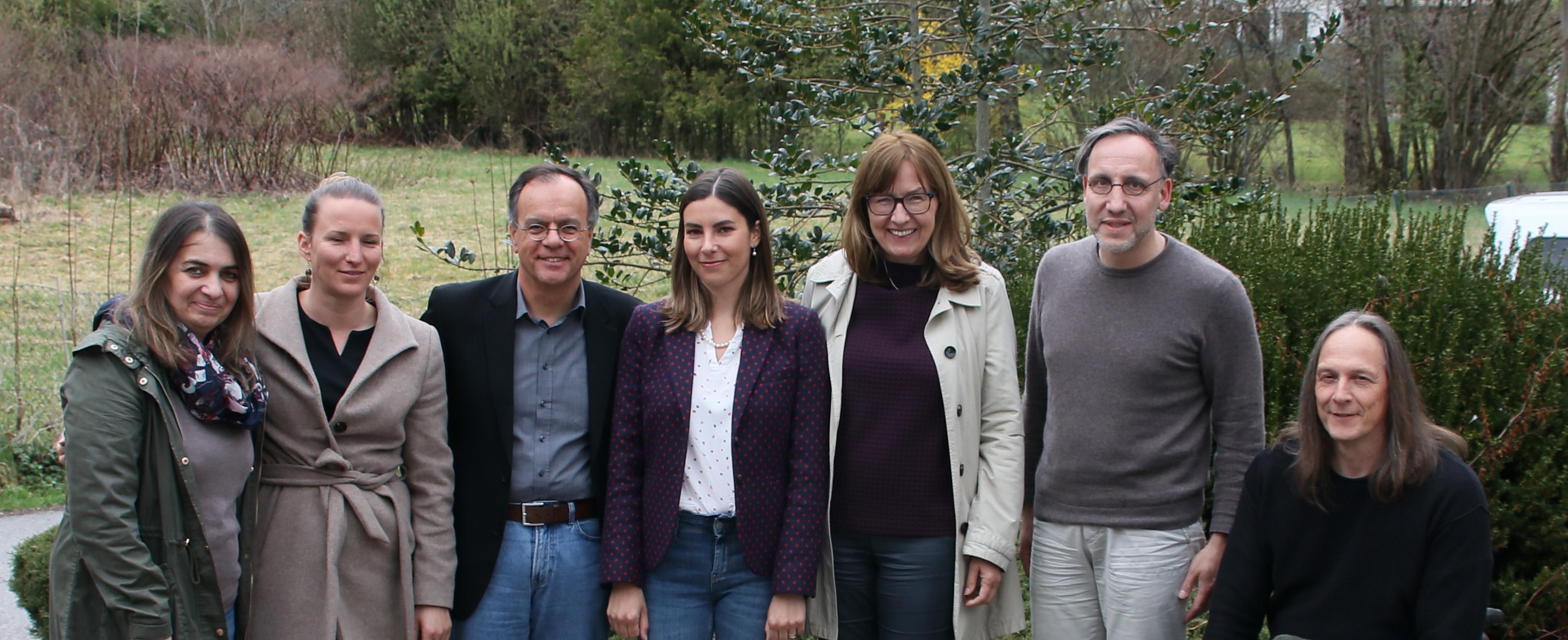 Foto: Team des Arbeitsberichs Sozialpädagogik und Inklusionsforschung