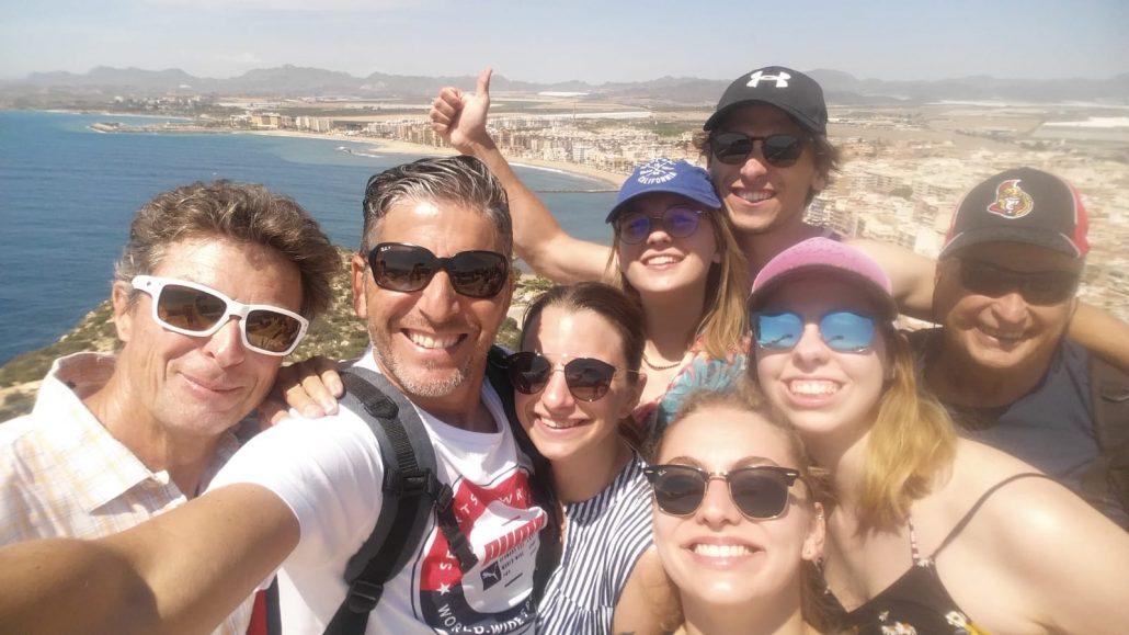 Exkursion Südspanien 2019