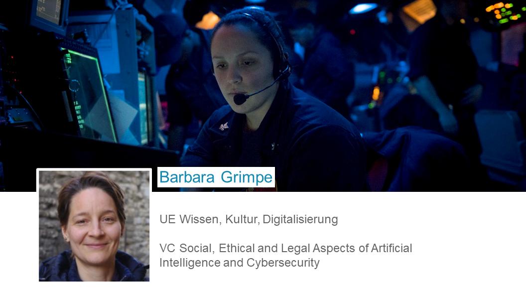 Barbara Grimpe: Lehrveranstaltungen im Wintersemester