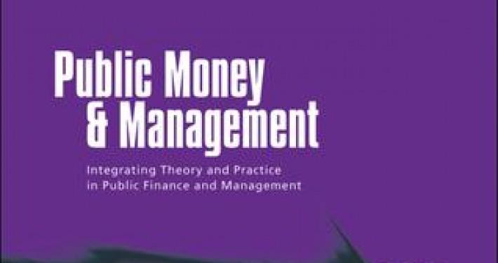 Public Money and Management, photo: Sommer U.