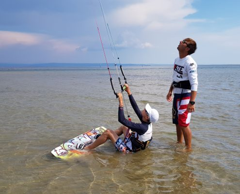 Kitesurfing in Grado Pineta_Kite Life