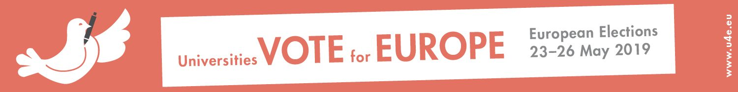 Banner Universities vote for Europe