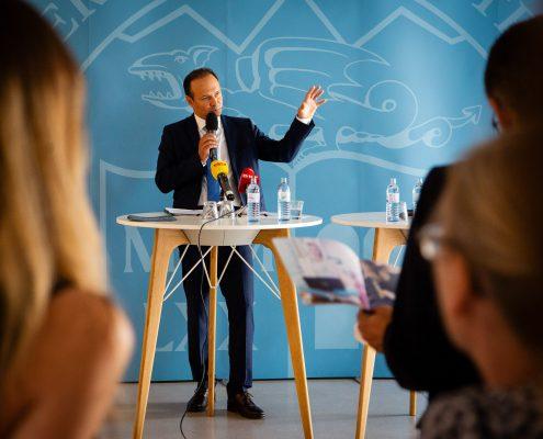 Präsentation des neuen Masterstudiums Wirtschaftsrecht der Universitäten Klagenfurt und Wien