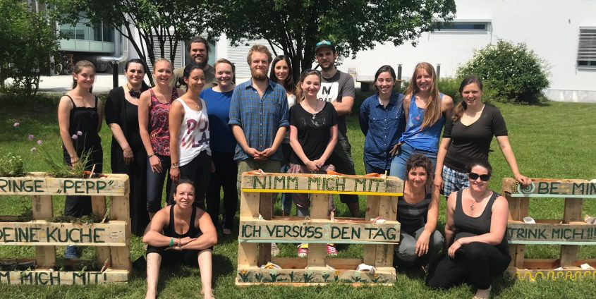 Garten Workshop Green Campus