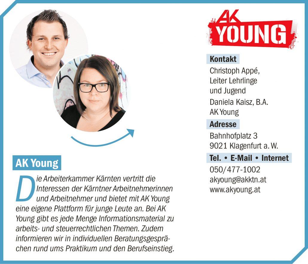 connect19-Firmenprofil AK Young