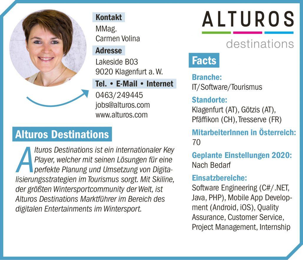 connect19-Firmenprofil Alturos Destinations