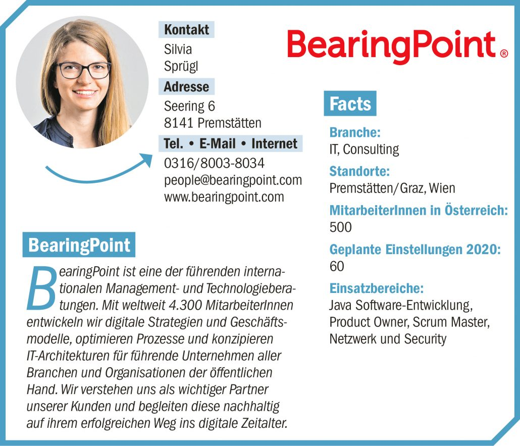 connect19-Firmenprofil BearingPoint