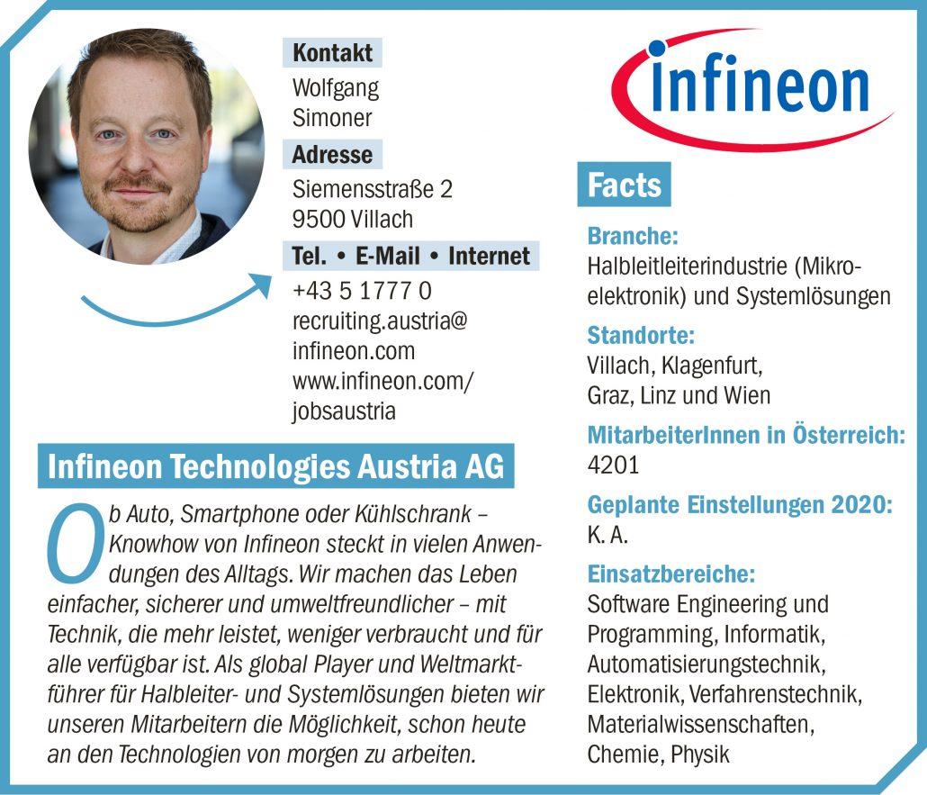 connect19-Firmenprofil Infineon