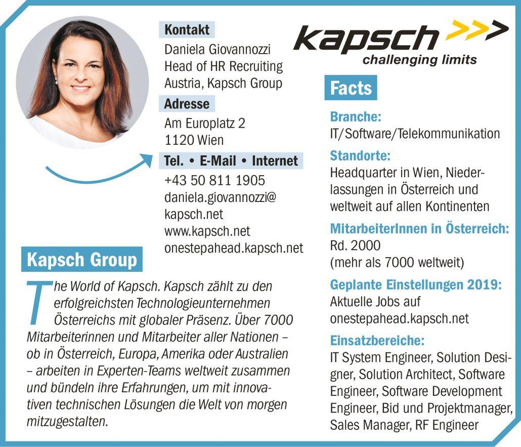 connect19-Firmenprofil Kapsch