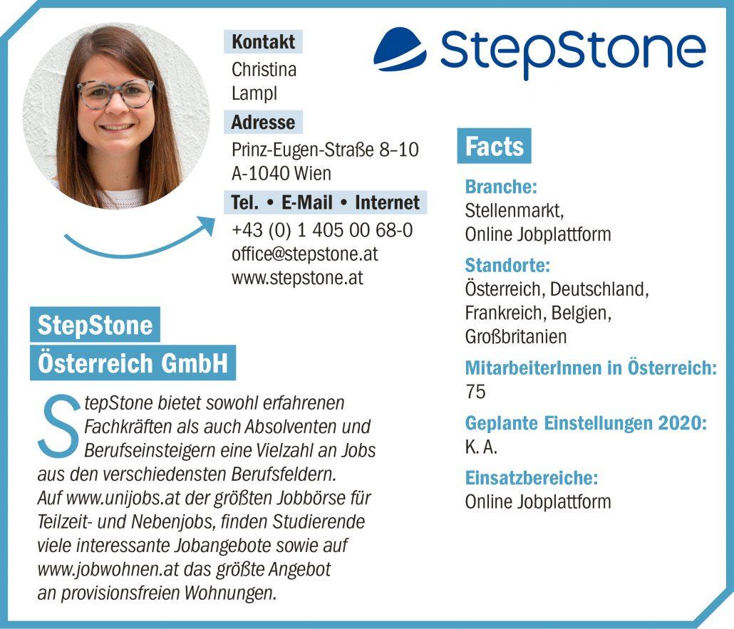 connect19-Firmenprofil StepStone