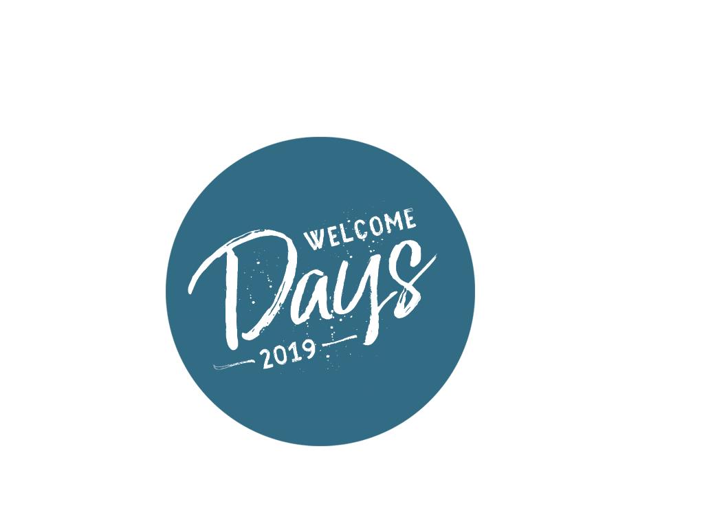 sujet welcome days_bigbang